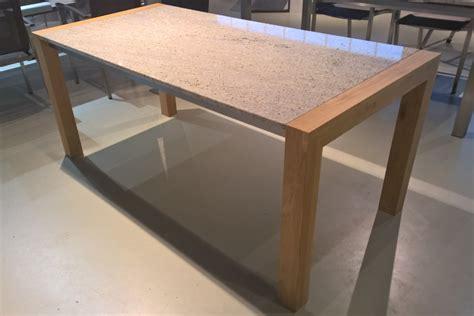 Tischplatte Aus Granit by Esstische Mit Naturstein Granit Tischplatte Alpgranit