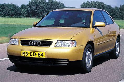Audi A3 1996 by Audi A3 1 8 5v Ambiente 8l 1996 Parts Specs