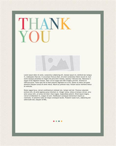 thank you email template thank you email marketing templates thank you email