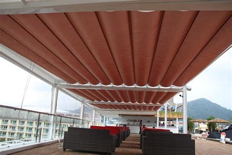 Horizontal Awnings Retractable by Phuket Awnings Retractable Loop Blind Horizontal