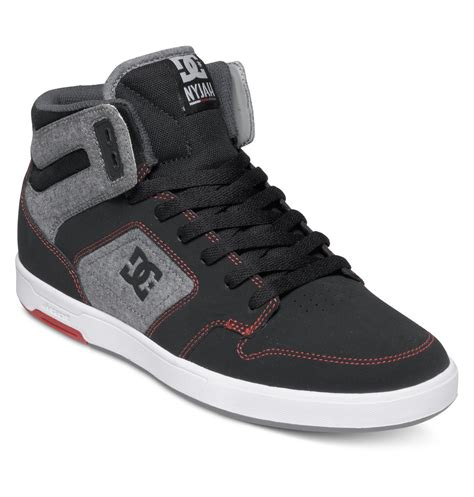 hightop shoes for s nyjah high top shoes 320361 dc shoes