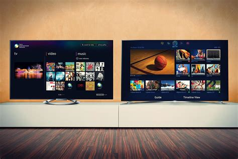 2 Samsung Tvs In Same Room by Sony Vs Samsung Whose Tv Belongs In Your Living Room Digital Trends