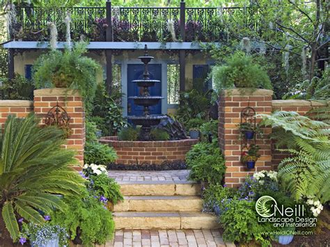 New Orleans Gardens by New Orleans Gardens Images