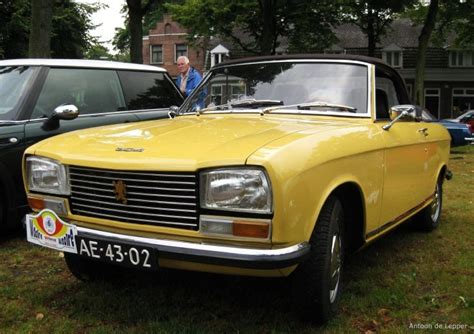 vintage peugeot cars classic and vintage cars 1972 peugeot 304 cabriolet s