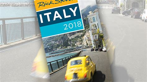 frommer s italy 2018 complete guides books holidays and festivals in italy 2017 2018 rick steves