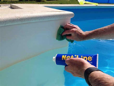 pool reinigen hausmittel poolrand s 228 ubern schwimmbad und saunen