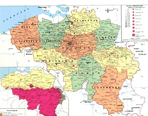 map of europe belgium administrative map of belgium belgium administrative map