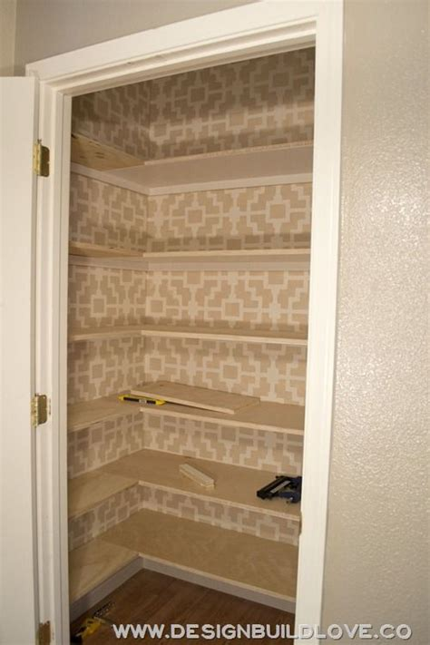 Building Pantry Shelves Design by Best 25 Pantry Shelving Ideas On Pantry Ideas