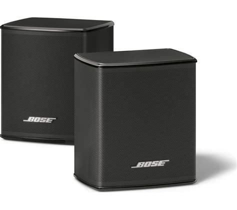 bose virtually invisible 300 wireless home cinema speakers