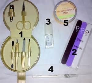 Peralatan Meni Pedi Gunting Kuku Set Kecil perawatan kuku manicure pedicure di rumah i m on the net