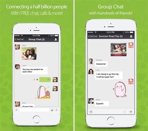 mobile wechat wechat launches cloud based imessage app store like mini