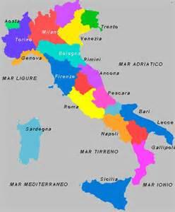 mapa de italia ciudades mapa de italia ciudades