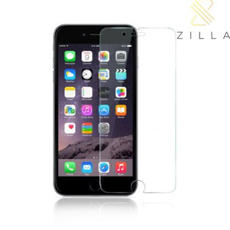 Tempered Glass Taff Japan 9h Anti Blue Light Iphone 6 6s zilla 2 5d anti blue light tempered glass curved edge 9h for iphone 6 plus jakartanotebook