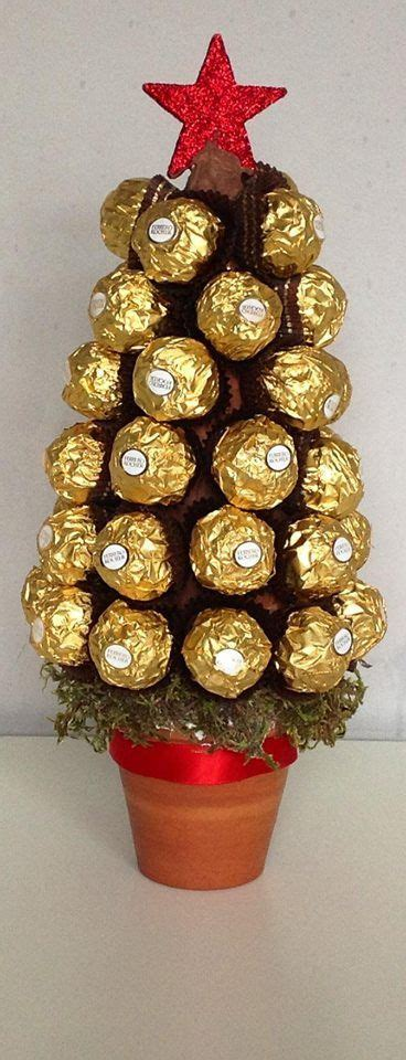 how to make a rocher christmas tree with 48 rocher chocolates ferrero rocher tree made by lucia s sweet tree workshop and