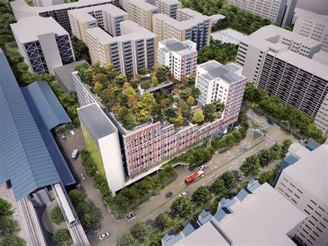 kampung admiralty architect magazine woha commercial