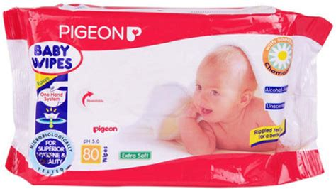 Pigeon Baby Chamomile 100gr pigeon baby wipes chamomile price in india buy pigeon baby wipes chamomile at flipkart