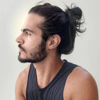 the best hairstyles for long hair | the idle man