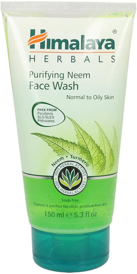 Himalaya Purifying Neem Wash purifying neem wash 150 ml ayurveda 101 shop uk