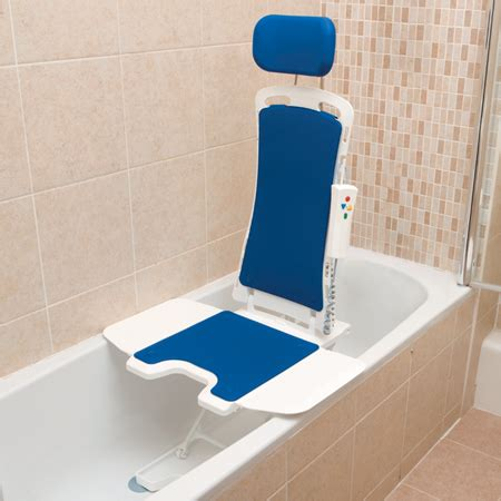 Bellavita Recliner Bath Lift Bath Lifts Manage At Home