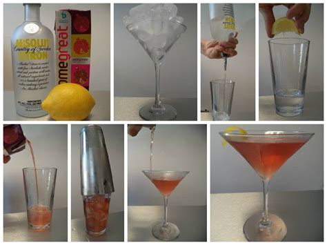 martini pomegranate pomegranate martini recipe