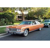 Curbside Classic 1975 Cadillac Fleetwood Brougham – The