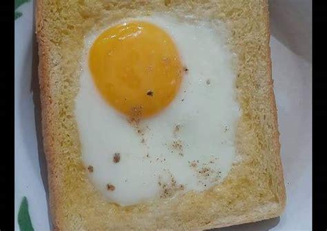 resep roti telur panggang oven oleh mawar cookpad