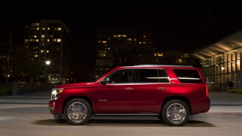 best suv for your money the 2016 chevy tahoe is the best size suv for your money