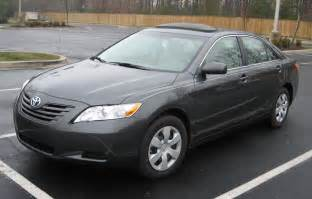 How Is A Toyota Camry File 2007 Toyota Camry Le Jpg