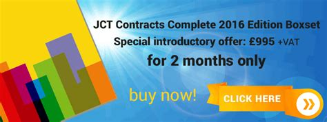 jct design and build contract guidance the joint contracts tribunal jct