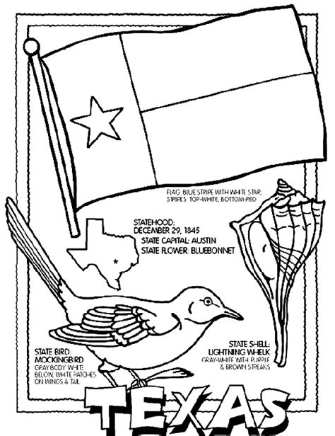 50 states coloring pages crayola the activity mom states activities printable the