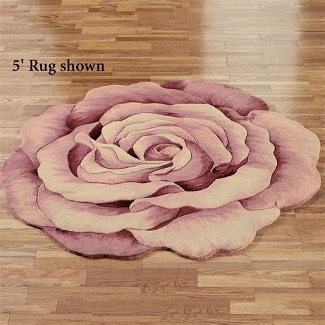 flower rugs roselinn flower rugs