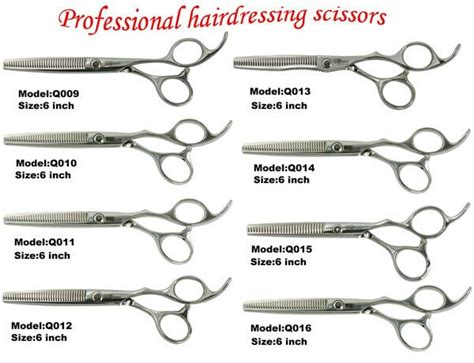 Types Of Hair Cuttings by Salon Barber Stainless Steel Hair Cutting Scissors Buy