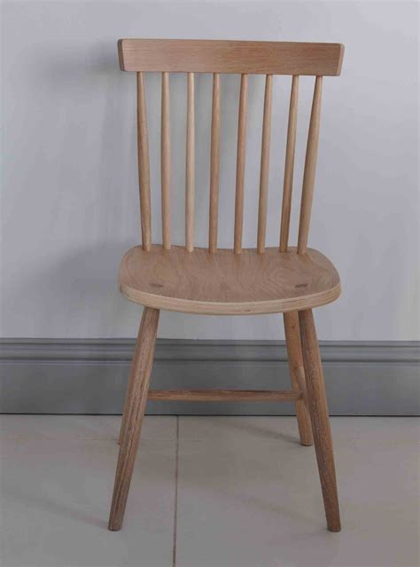 white and oak dining chairs oxford spindle back dining chair white painted or