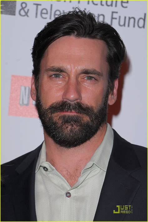 jon hamm beard full sized photo of jon hamm boasts a beard 06 photo