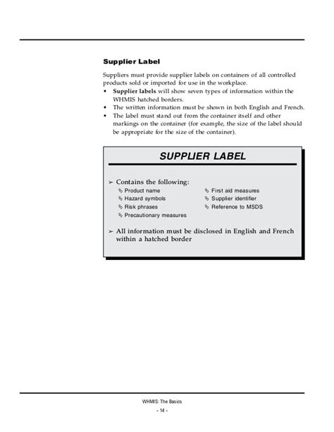 19 whmis labels template whmis labels template pictures to