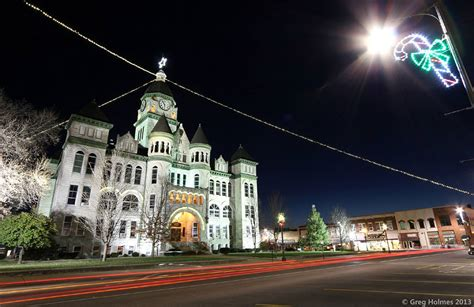 carthage mo christmas lights the lope