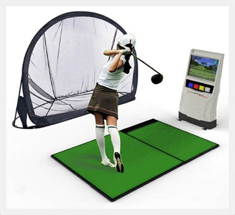 golf swing monitors screen golf swing analyzer rp 1000 from par on golf co