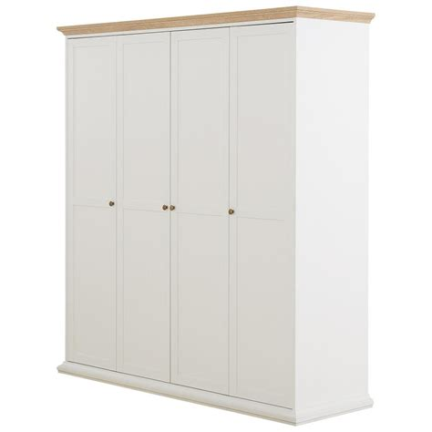 Kleiderschrank Pariso by Kleiderschrank Pariso 4 T 252 Rig Two Tone D 228 Nisches