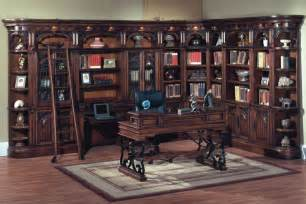 Parker house home office 2pc library desk bar 460 2 furniture plus