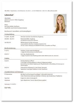 Bewerbung Ausbildung Rechtsanwaltsfachangestellte Vorlage die bewerbung zur ausbildung