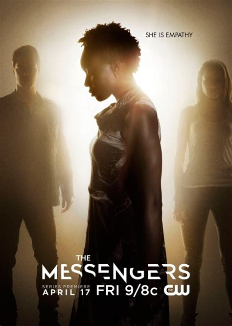 the messengers the cw new auditions for 2015 the messengers tv poster 4 of 5 imp awards