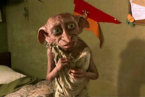house elf harry potter fans are trying to free dobby the house elf at the warner brothers