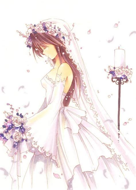 Wedding Anime by Some Anime Pictures Anime Diet