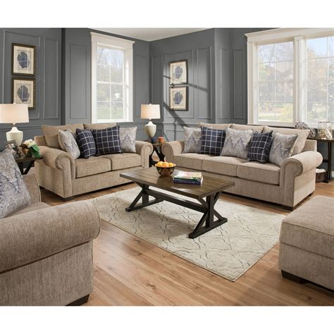 royal living room furniture simmons upholstery 7592br living room royal furniture stationary living room groups