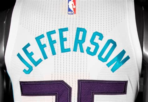 hornets new year jersey tiny detail in new hornets uniforms hints that