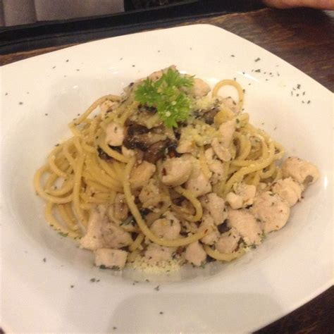 Makanan Di Spatula Kitchen makanan dan tehnya lucu review desy apriya di restoran