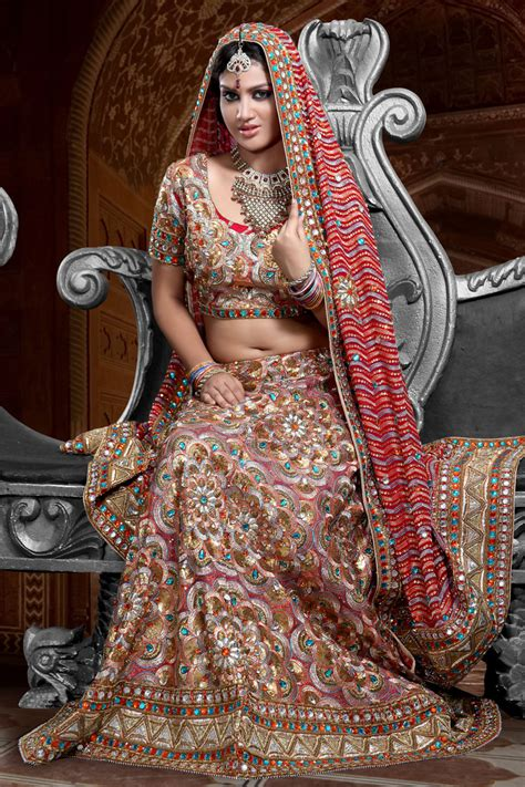 Drape Lehenga Saree Latest Lehenga Choli Design 2010