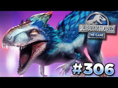 best dinosaur in the game!    jurassic world the game
