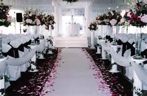black and white wedding ideas pink black white wedding ceremony wallpaper wedding wallpaper