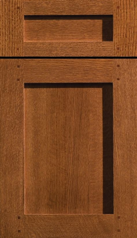 Craftsman Style Cabinet Doors Dura Supreme Cabinetry Quot Mills Landing Quot Cabinet Door Style Shown In Quarter Sawn Oak With